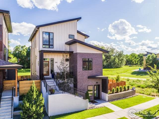 339 Pascal St, Fort Collins, CO 80524 (MLS #914996) :: Downtown Real Estate Partners