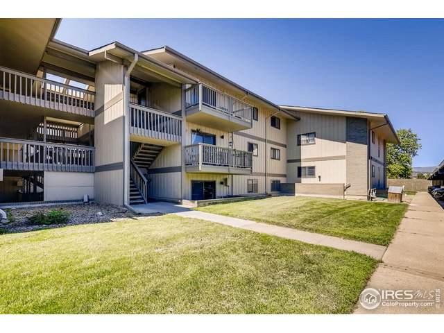 625 Manhattan Pl #107, Boulder, CO 80303 (MLS #915007) :: Hub Real Estate