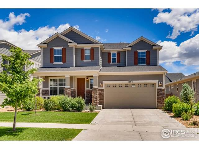 1108 Little Grove Ct, Longmont, CO 80503 (MLS #915076) :: 8z Real Estate