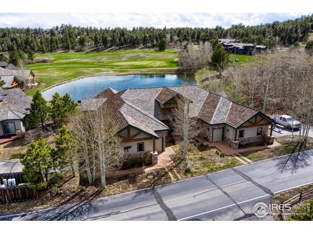 378 Fox Acres Dr, Red Feather Lakes, CO 80545 (#915082) :: Kimberly Austin Properties