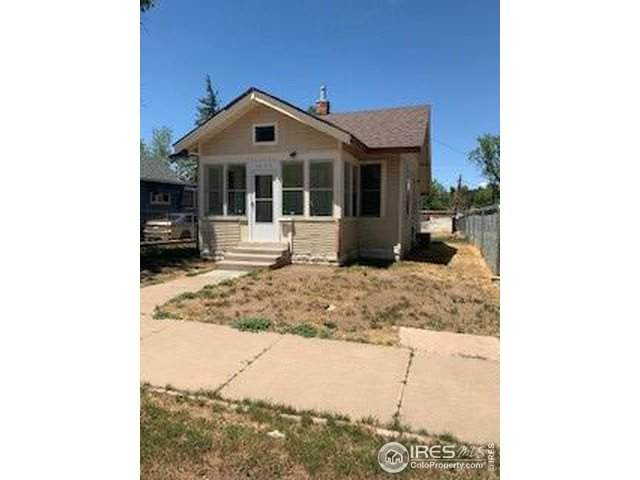 1493 10th St, Greeley, CO 80631 (MLS #915087) :: Tracy's Team