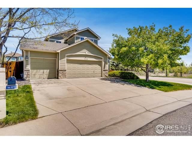 16109 W 70th Pl, Arvada, CO 80007 (#915108) :: Kimberly Austin Properties