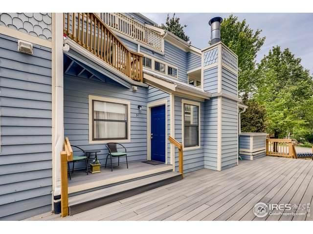 3025 Broadway St #31, Boulder, CO 80304 (MLS #915115) :: Hub Real Estate