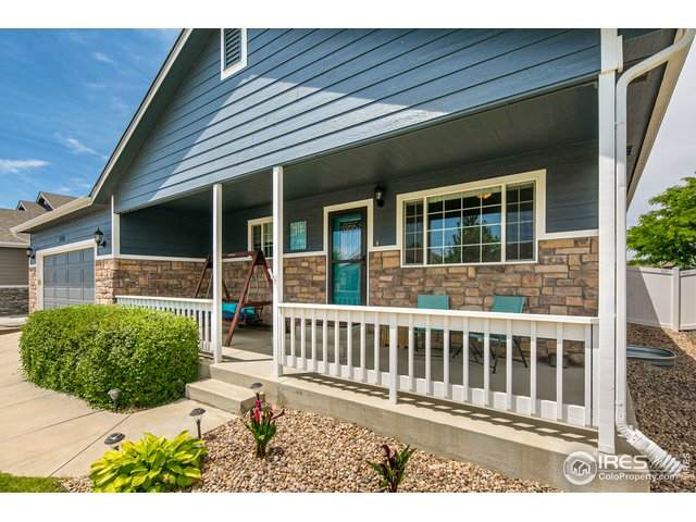 3309 Merlot St, Greeley, CO 80634 (MLS #915137) :: Downtown Real Estate Partners