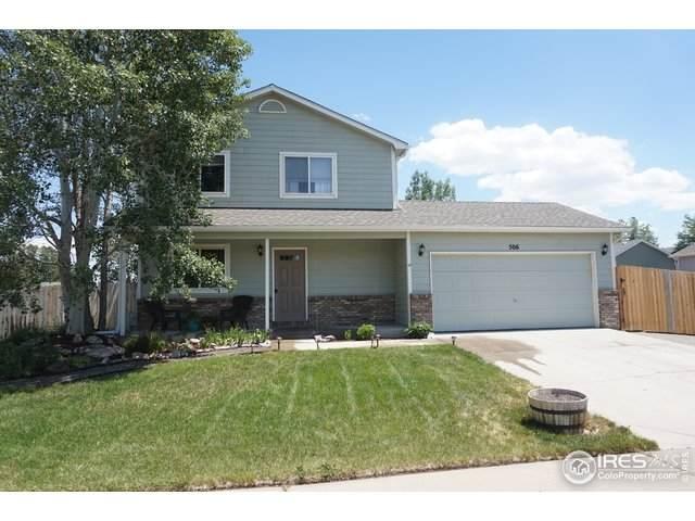 506 S Ursula Ave, Milliken, CO 80543 (MLS #915142) :: 8z Real Estate