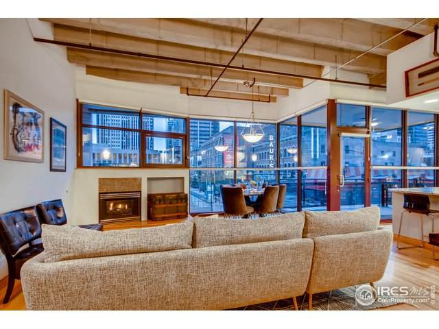 1020 15th St #204, Denver, CO 80202 (MLS #915153) :: Jenn Porter Group