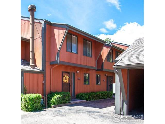 1625 W Elizabeth St #2, Fort Collins, CO 80521 (MLS #915155) :: Downtown Real Estate Partners