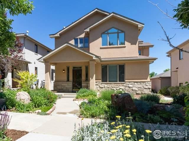 985 Poplar Ave, Boulder, CO 80304 (MLS #915171) :: 8z Real Estate