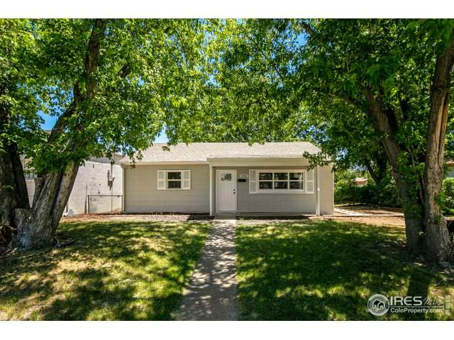 1004 33rd Ave, Greeley, CO 80634 (MLS #915176) :: 8z Real Estate