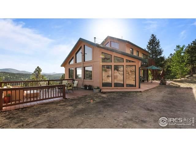 103 Last Chance Ct, Nederland, CO 80466 (MLS #915208) :: 8z Real Estate