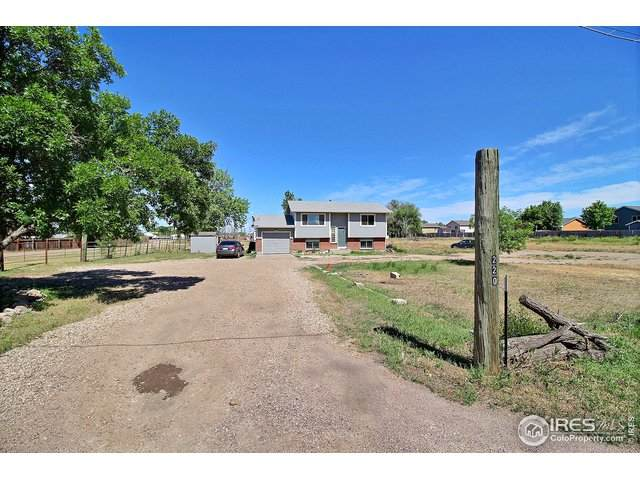 220 N 23rd Ave, Greeley, CO 80631 (MLS #915210) :: 8z Real Estate