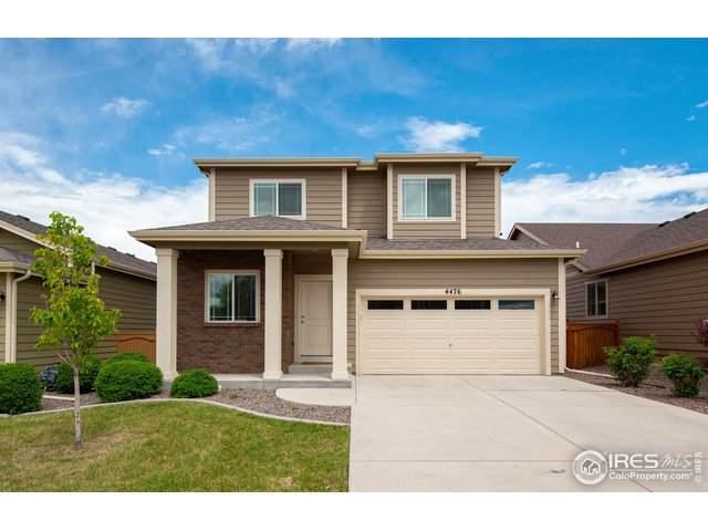 4476 Radford Ave, Loveland, CO 80538 (MLS #915213) :: Downtown Real Estate Partners