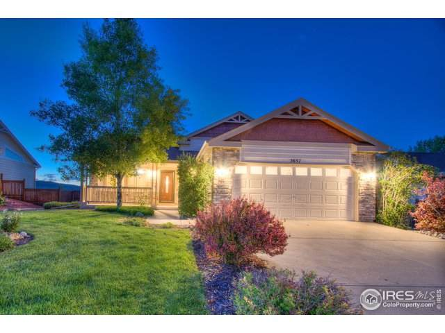3657 Fletcher St, Loveland, CO 80538 (MLS #915224) :: Hub Real Estate