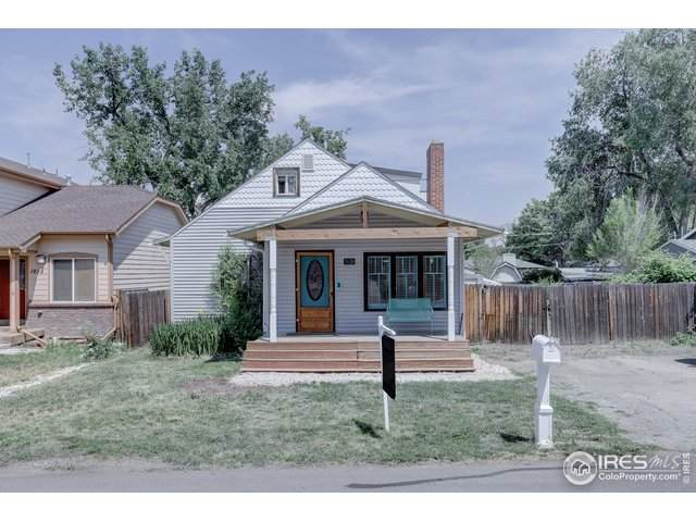 1630 Ingalls St, Lakewood, CO 80214 (#915231) :: West + Main Homes