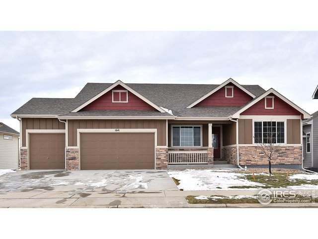 1609 Lake Vista Ln, Severance, CO 80550 (MLS #915254) :: 8z Real Estate