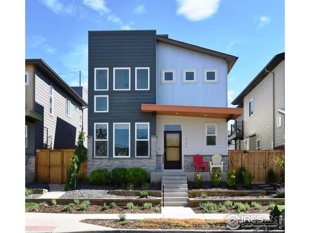 420 Cajetan St, Fort Collins, CO 80524 (MLS #915275) :: Downtown Real Estate Partners