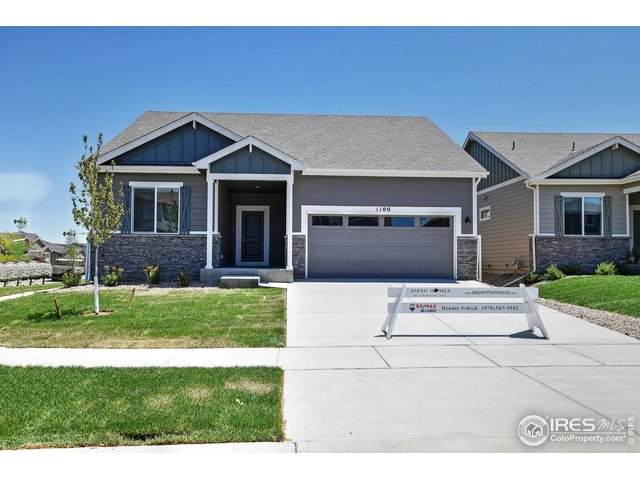 1100 104th Ave, Greeley, CO 80634 (#915287) :: West + Main Homes