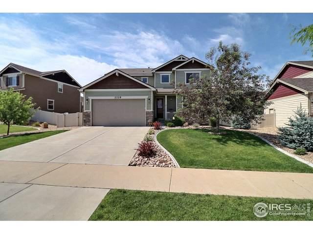 2229 Talon Pkwy, Greeley, CO 80634 (MLS #915303) :: 8z Real Estate