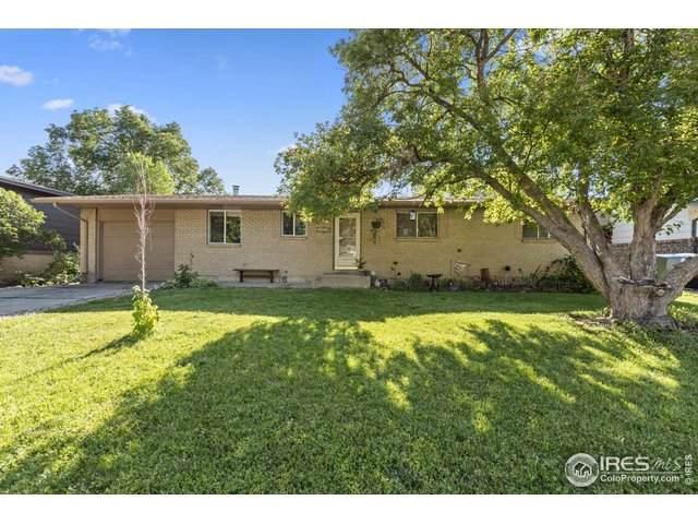 1613 Hilltop Dr, Longmont, CO 80504 (MLS #915323) :: Colorado Home Finder Realty