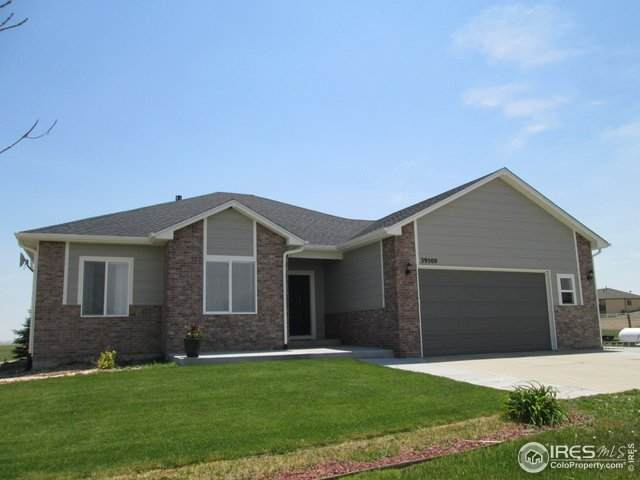 39500 E 142nd Ct, Hudson, CO 80642 (MLS #915332) :: Colorado Home Finder Realty