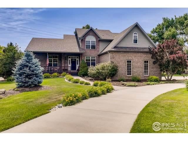 1109 Topaz Ct, Longmont, CO 80504 (MLS #915353) :: Kittle Real Estate