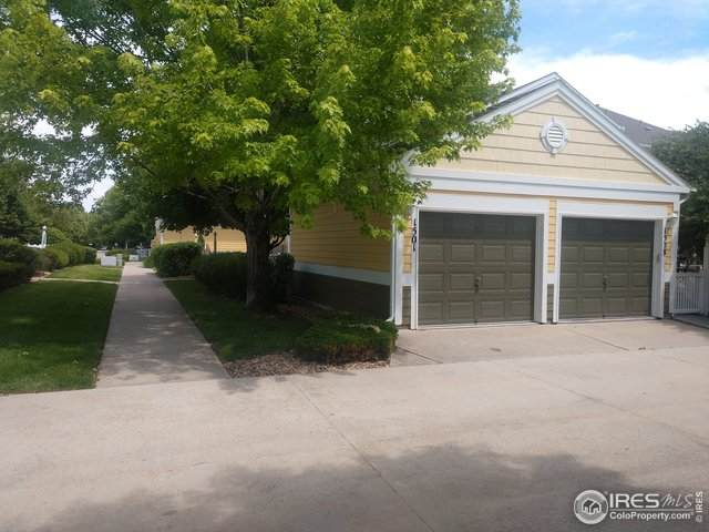 635 Gooseberry Dr #1501, Longmont, CO 80503 (MLS #915390) :: Downtown Real Estate Partners