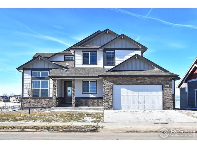 1607 Lake Vista Ln, Severance, CO 80550 (MLS #915396) :: 8z Real Estate