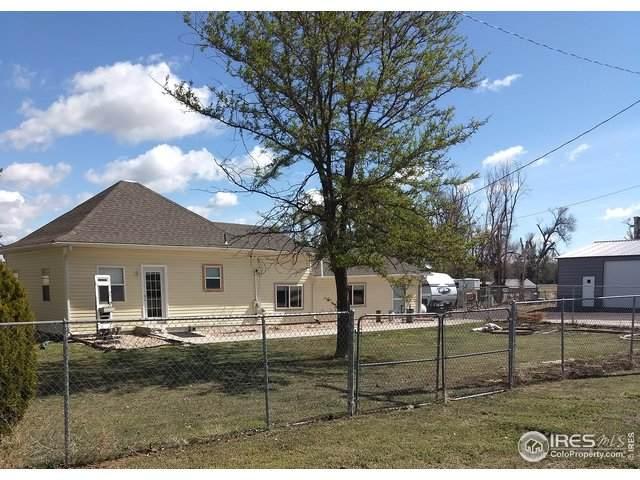 33015 County Road, Hillrose, CO 80733 (MLS #915418) :: 8z Real Estate