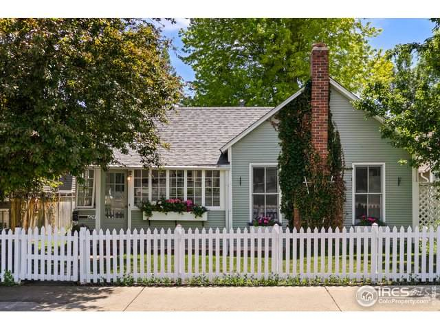 624 Pine St, Louisville, CO 80027 (#915446) :: West + Main Homes