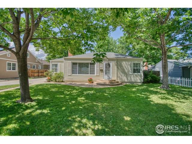 1208 Carolina Ave, Longmont, CO 80501 (MLS #915469) :: 8z Real Estate