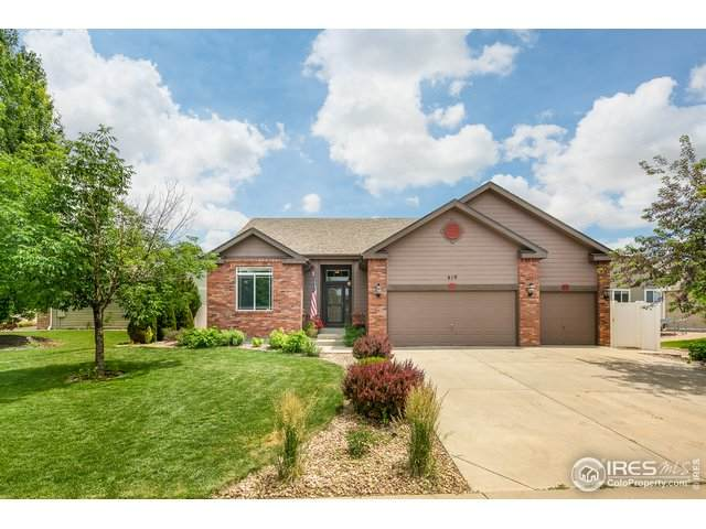 610 62nd Ave Ct, Greeley, CO 80634 (MLS #915485) :: 8z Real Estate