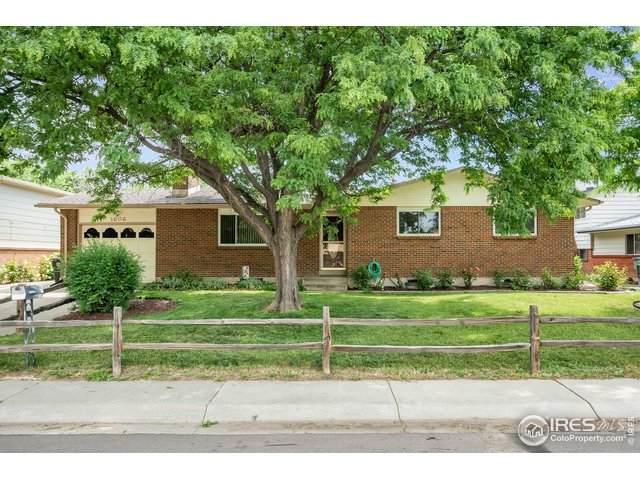 1606 Hilltop Dr, Longmont, CO 80504 (MLS #915487) :: Colorado Home Finder Realty