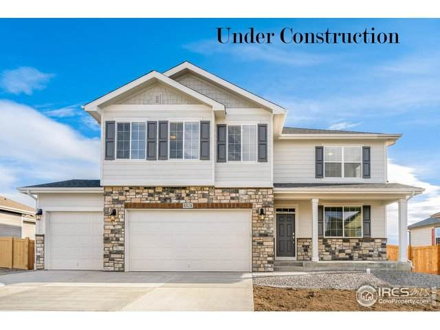 6806 Gateway Crossing St, Wellington, CO 80549 (MLS #915500) :: Kittle Real Estate