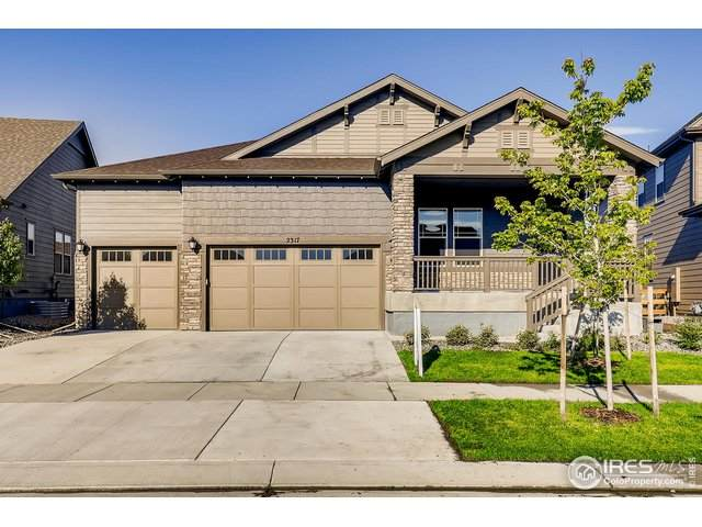 2317 Summerlin Ln, Longmont, CO 80503 (#915520) :: Kimberly Austin Properties