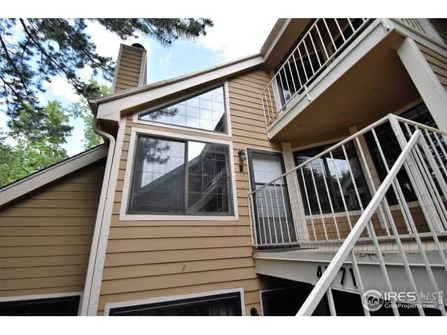 4771 White Rock Cir B, Boulder, CO 80301 (MLS #915528) :: Hub Real Estate
