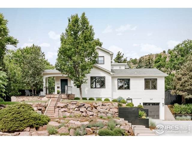 2847 4th St, Boulder, CO 80304 (#915580) :: West + Main Homes