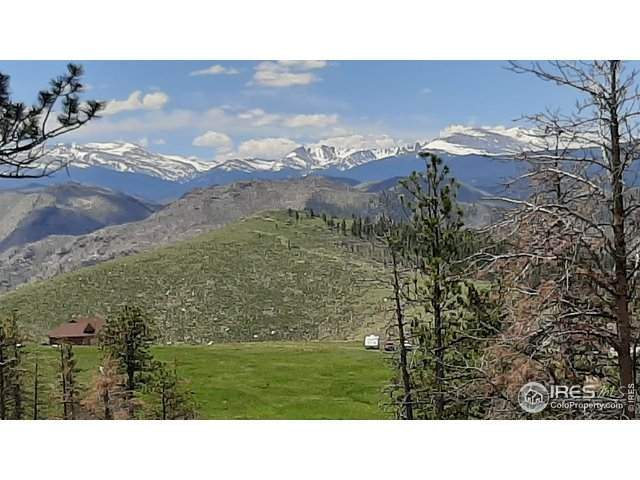7 Meadow Mountain Dr, Livermore, CO 80536 (MLS #915582) :: 8z Real Estate