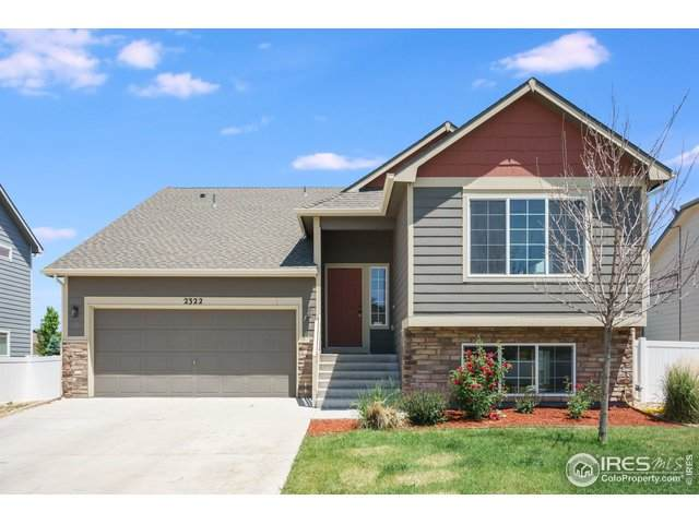 2322 77th Ave, Greeley, CO 80634 (MLS #915587) :: 8z Real Estate