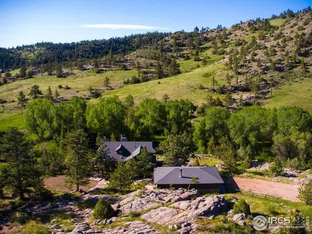 1149 W County Road 82E, Livermore, CO 80536 (MLS #915616) :: 8z Real Estate