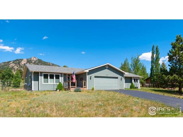 1951 Crags Ct, Estes Park, CO 80517 (MLS #915620) :: Tracy's Team