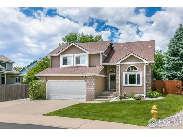 4225 Flatiron Ct, Fort Collins, CO 80526 (MLS #915623) :: 8z Real Estate