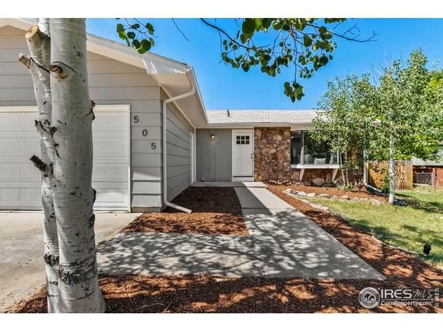 505 E 40th St, Loveland, CO 80538 (#915635) :: Peak Properties Group