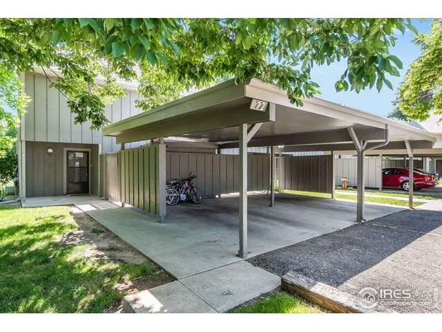 801 E Drake Rd #72, Fort Collins, CO 80525 (MLS #915639) :: The Wentworth Company
