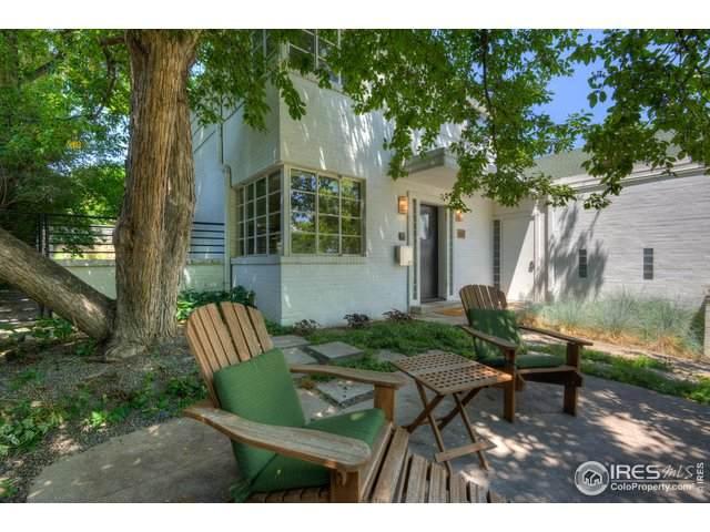 855 13th St, Boulder, CO 80302 (MLS #915645) :: 8z Real Estate