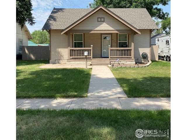 409 Maple St, Fort Morgan, CO 80701 (MLS #915651) :: Colorado Home Finder Realty