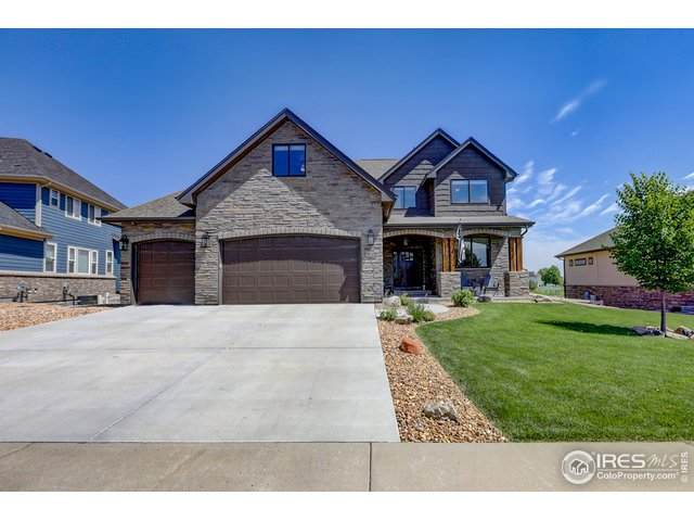 10255 Deerfield St, Firestone, CO 80504 (#915666) :: The Dixon Group