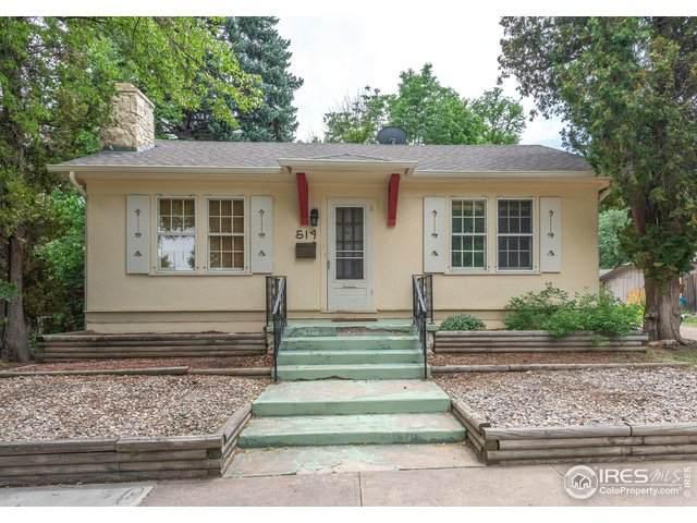 519 E Myrtle St, Fort Collins, CO 80524 (MLS #915678) :: Hub Real Estate