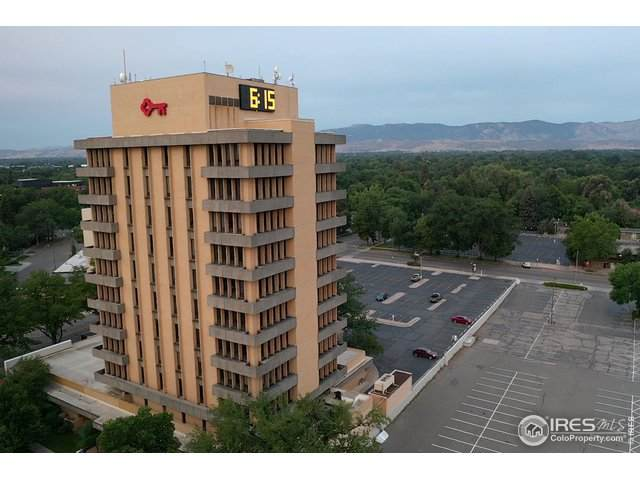 125 S Howes St #6, Fort Collins, CO 80521 (MLS #915683) :: Colorado Home Finder Realty