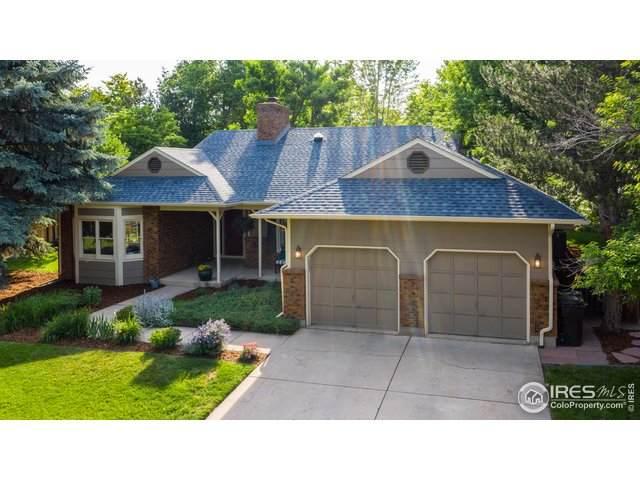 7289 Timothy Pl, Niwot, CO 80503 (MLS #915702) :: Downtown Real Estate Partners