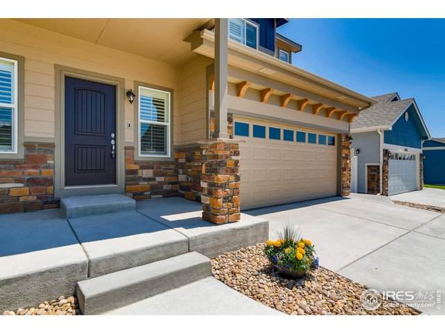 5161 Clarence Dr, Windsor, CO 80550 (MLS #915708) :: Wheelhouse Realty